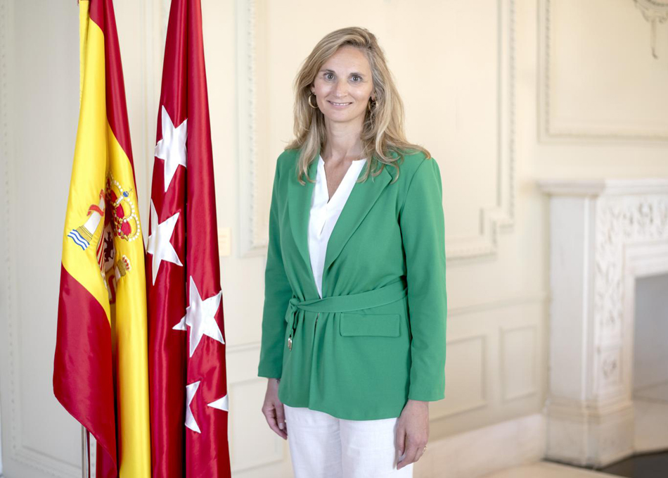 Paloma Martín becomes president of the public company Canal de Isabel II